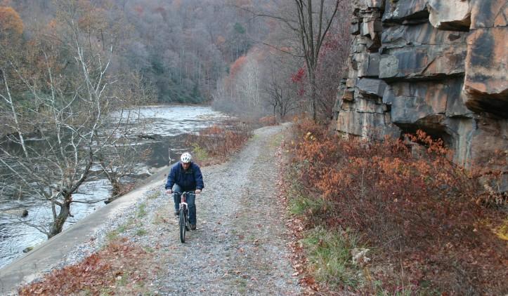 Barnum Rail Trail West Virginia Rails To Trails